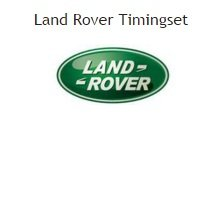 distributieriem of ketting timingset land-rover